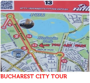 BUKUREŠT CITY TOUR