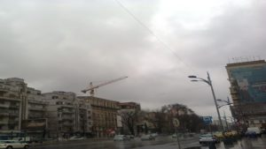 Bucharest weather February
