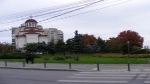 Bucharest weather in October