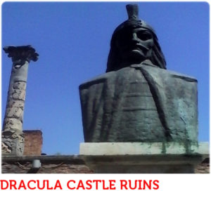 DRACULA FORTRESS BUCHAREST