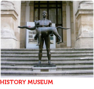 HISTORY MUSEUM BUCHAREST