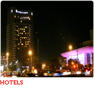 HOTELS BUCHAREST
