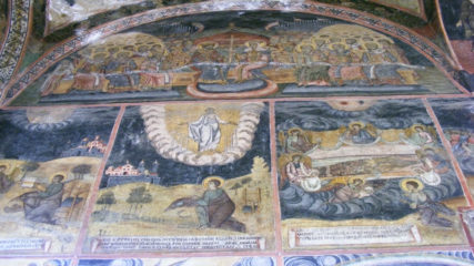 KRETULESCU CHURCH PAINTINGS