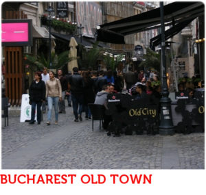 OLD CITY BUCHAREST