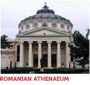 Roemeense Atheneum BOEKAREST