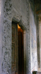 STAVROPOLEOS CHURCH ENTRANCE