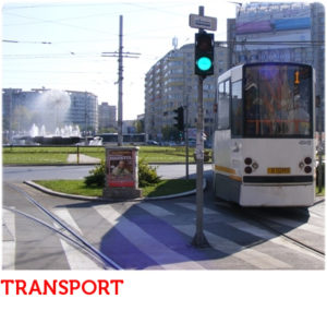 TRANSPORT DE BUCAREST
