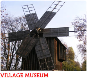 VILLAGE MUSEUM BOEKAREST