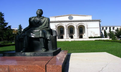 George Enescu festival in Bucharest