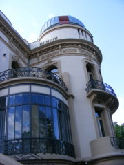 ASTRONOMICAL OBSERVATORY BUCHAREST