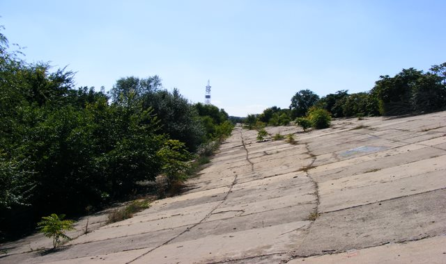 Old communist project for Bucharest Natural Delta