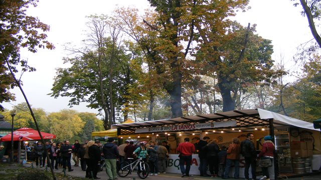 TO DO IN OCTOBER IN BUCHAREST DUE TO WEATHER CONDITIONS